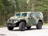 Images of STS GAZ 233114 Tigr-M 2011