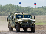 Pictures of STS GAZ 233114 Tigr-M 2011