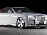 Photos of WALD Rolls-Royce Dawn Sports Line Black Bison Edition 2017