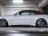 WALD Rolls-Royce Dawn Sports Line Black Bison Edition 2017 images