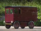 Pictures of Walker Electric Model 15 Delivery Truck 1909