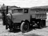 Walter FBS Dump Truck 1931 pictures