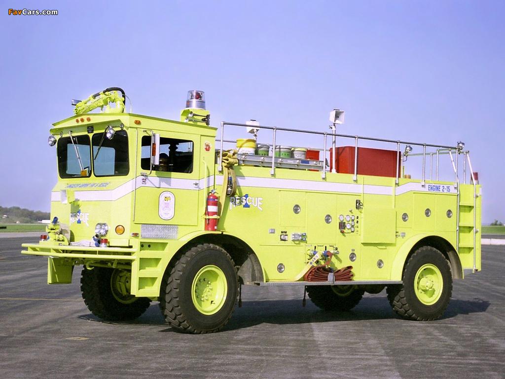 Photos of Walter Twin 1000 Crash Truck 1985 (1024 x 768)