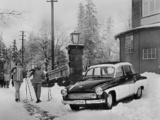 Photos of Wartburg 311 Limousine 1956–65
