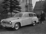 Wartburg 311-9 Kombi 1956–66 images