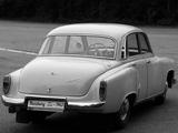 Wartburg 311 Limousine 1956–65 pictures