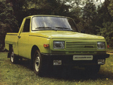 Pictures of Wartburg 353W Trans 1985–88