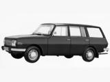 Wartburg 353 Tourist 1968–85 photos