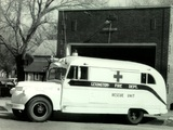 Photos of Chevrolet 4400 Rescue Bus by Wayne (OW-4402) 1946