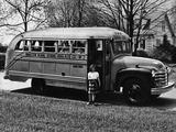 Chevrolet 4500 School Bus by Wayne (RL-4502) 1948 wallpapers