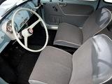 Fiat Weinsberg 500 Limousette 1960–63 photos