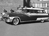 Pictures of Ford Country Sedan Ambulance by Weller 1956