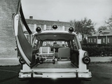 Ford Country Sedan Ambulance by Weller 1956 photos