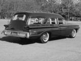 Oldsmobile Super 88 Ambulance by Weller 1960 wallpapers