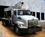 Pictures of Western Star 4700 Set Back Crane 2011