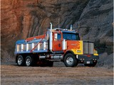 Western Star 4900 FA Dump Truck 2008 images