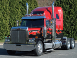 Pictures of Western Star 4900 EX Long Haul 2008