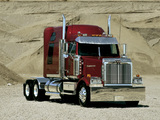 Western Star 4900 EX Long Haul 2008 pictures