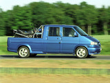 Volkswagen T4 photos