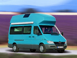 Photos of Westfalia James Cook 2000–06