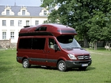 Westfalia James Cook Classic (W906) 2007 wallpapers