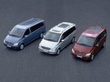 Photos of Mercedes-Benz Viano