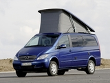 Photos of Mercedes-Benz Viano Marco Polo by Westfalia (W639) 2004–10