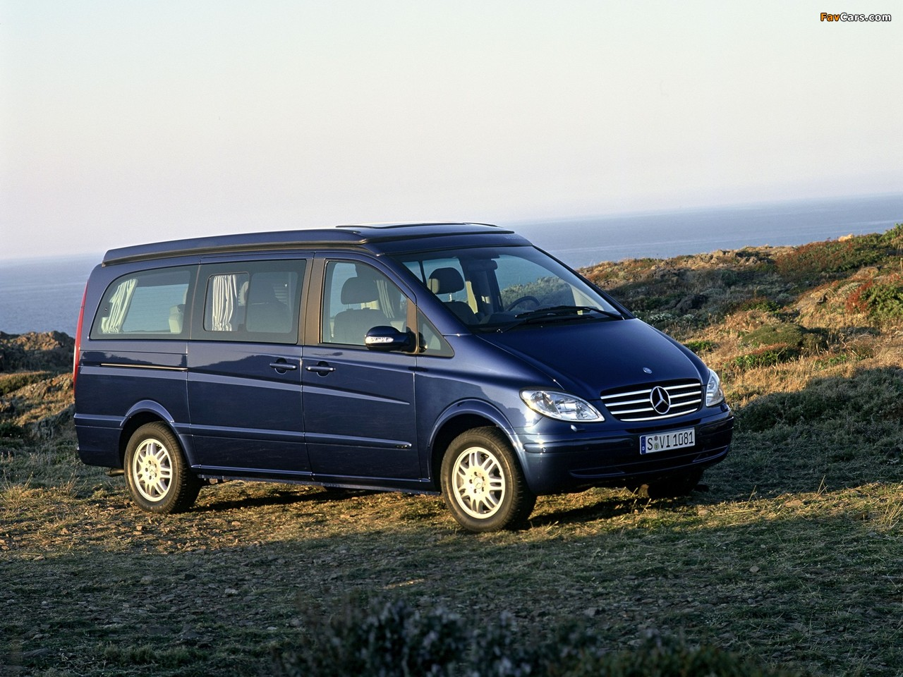 Pictures Of Mercedes Benz Viano Marco Polo By Westfalia