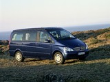 Pictures of Mercedes-Benz Viano Marco Polo by Westfalia (W639) 2004–10