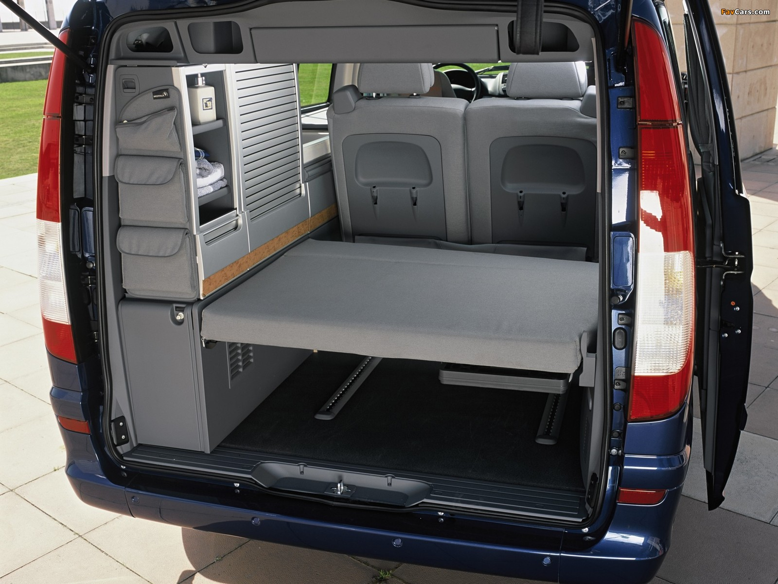 Pictures of Mercedes-Benz Viano Marco Polo by Westfalia (W639) 2004–10 (1600 x 1200)