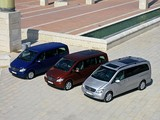 Pictures of Mercedes-Benz Viano
