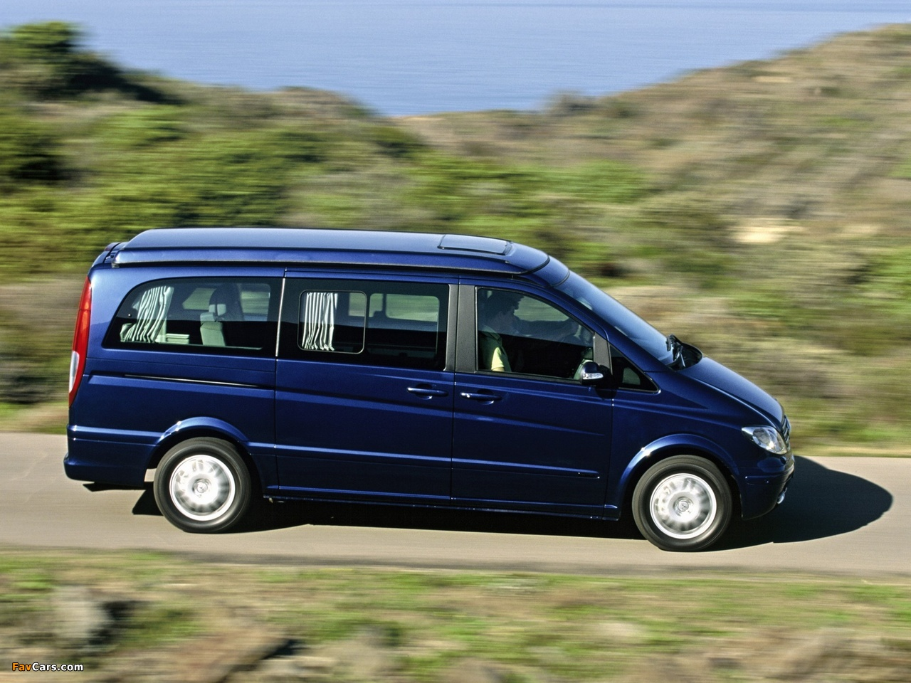 Mercedes Marco Polo >> Mercedes-Benz Viano Marco Polo by Westfalia (W639) 2004–10 wallpapers (1280x960)