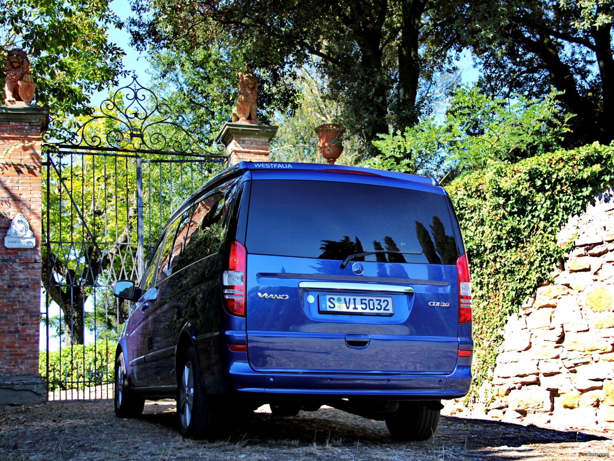 Mercedes-Benz Viano Marco Polo by Westfalia (W639) 2010 images (2048 x 1536)