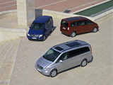 Mercedes-Benz Viano wallpapers