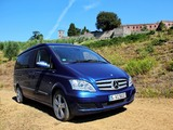 Mercedes-Benz Viano Marco Polo by Westfalia (W639) 2010 wallpapers