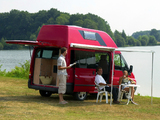 Westfalia Nugget 2006 wallpapers