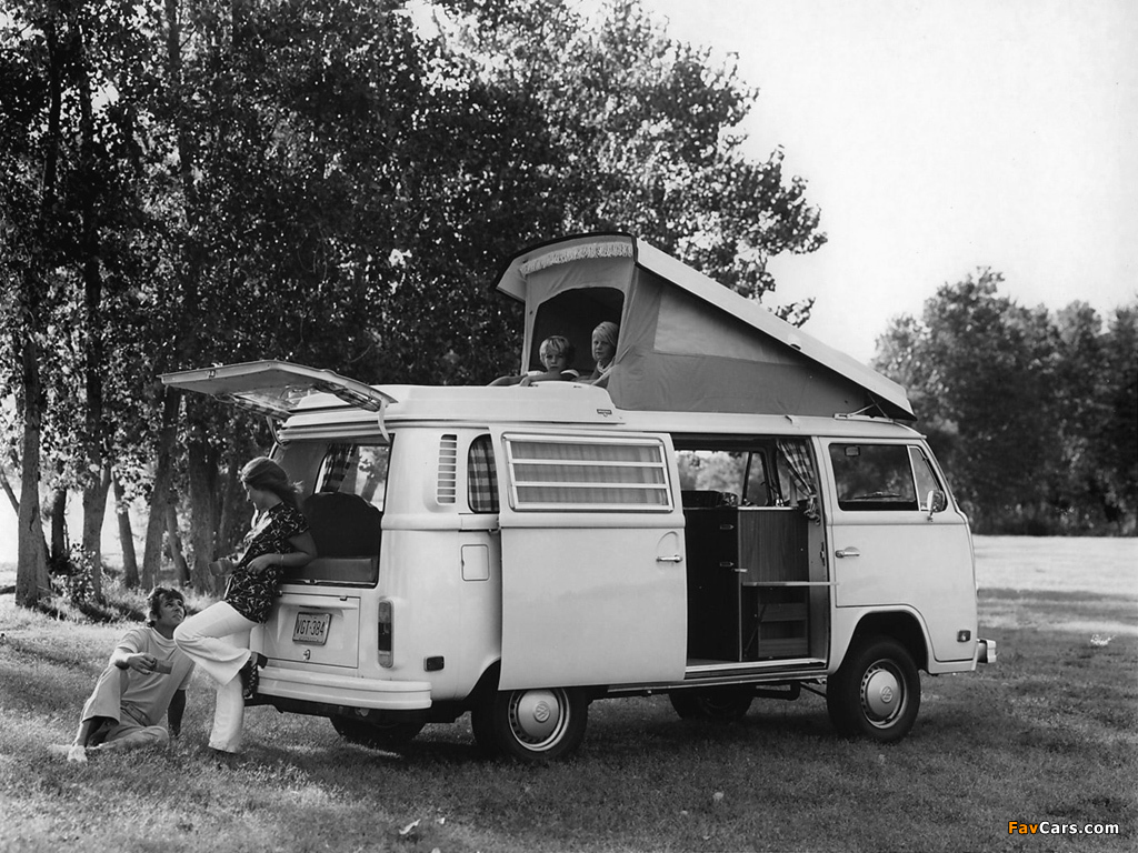 Photos Of Volkswagen T2 Camper By Westfalia 1024x768