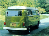 Pictures of Volkswagen T2 Camper by Westfalia