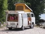 Volkswagen T2 Camper by Westfalia wallpapers