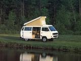 Images of Volkswagen T3 Vanagon Camper by Westfalia 1982–87