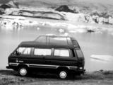 Images of Volkswagen T3 Joker by Westfalia 1984–86