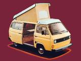 Volkswagen T3 Vanagon Camper by Westfalia 1980–82 photos