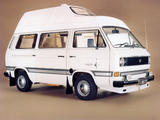 Volkswagen T3 Joker by Westfalia 1984–86 images