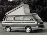Volkswagen T3 Vanagon Camper by Westfalia 1987–91 photos