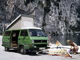 Volkswagen T3 Vanagon Camper Joker by Westfalia 1982 images