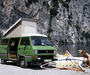 Volkswagen T3 Vanagon Camper Joker by Westfalia 1982 images