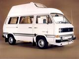 Volkswagen T3 Joker by Westfalia 1984–86 photos