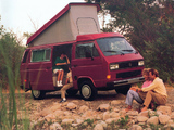 Volkswagen T3 Vanagon Camper by Westfalia 1987–91 images