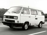 Volkswagen T3 Vanagon Camper by Westfalia 1987–91 photos