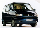 Photos of Volkswagen T4 California Beach by Westfalia 1996–97